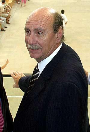 Vicente Pérez Devesa. (Foto: EFE)