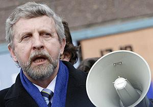 El líder de la oposición bielorrusa, Alexander Milinkiévich. (Foto: AP)