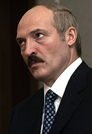 El presidente, Alexander Lukashenko. (Foto: AP)