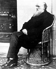 Charles Darwin, en una imagen de 1875.