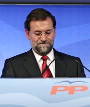 Mariano Rajoy. (Foto: Jaime Villanueva.)