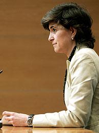 María San Gil. (Foto: EFE)