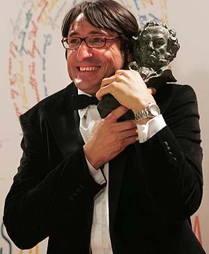 Carmelo Gómez, candidato a mejor actor, en la pasada edición de los Goya. (Foto: REUTERS)