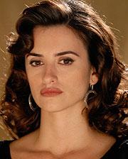 Penélope Cruz, que interpreta a Lupe Sino.