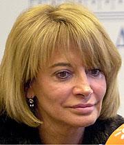 Isabel García Marcos. (EFE)