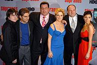 El reparto de 'Los Soprano'. (Foto: REUTERS)