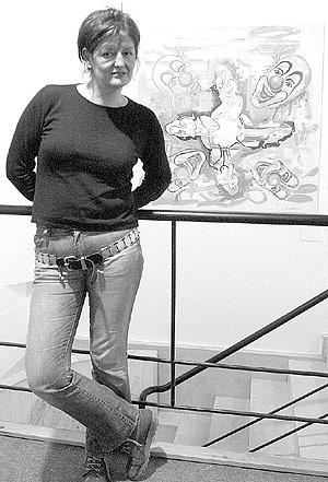 Patricia Gadea. (Foto: Carlos Arranz)