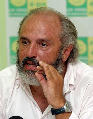 El diputado socialista Francisco Garrido, promotor de la propuesta. (Foto: EFE)