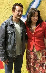 Luz Casal y Manolo García. (Foto: EFE)