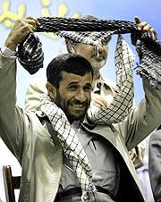 Mahmud Ahmadineyad. (Foto: AFP)