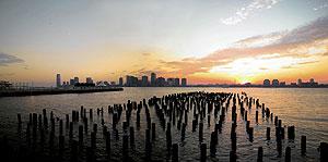 Una de las fotografías de la muestra 'New York'. (Foto: EL MUNDO)