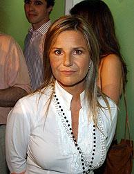 Eugenia Martínez de Irujo. (Foto: PACO TOLEDO)