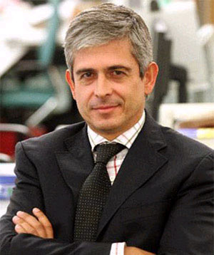 Javier Moreno. (Foto: Bernardo Pérez/El País)