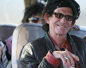 Keith Richards, en una imagen de archivo. (Foto: REUTERS)