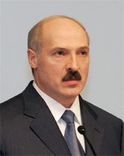 Alexander Lukashenko en la jura de su cargo. (Foto: REUTERS)