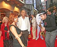 Gala de inauguración de temporada en el Teatro Albéniz (Foto: Javi Martínez)