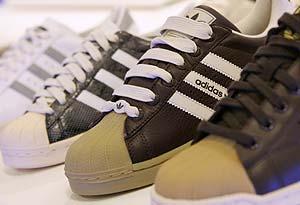 Imagen de zapatillas Adidas. (Foto: REUTERS)