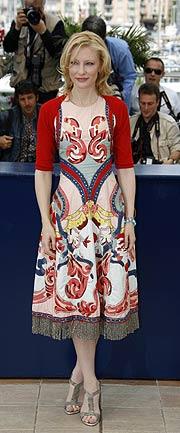 Cate Blanchett. (Foto: REUTERS)