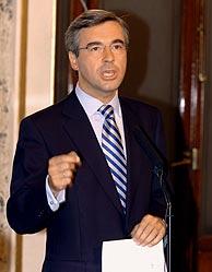 El secretario general del PP. (Foto: EFE)