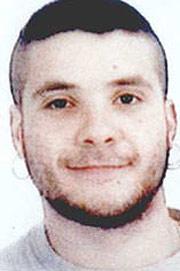 Zigor Merodio. (Foto: Ministerio del Interior)