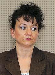 Sabine Hilschenz. (AP)