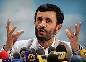 Mahmud Ahmadineyad. (Foto: REUTERS)