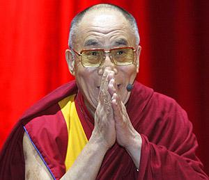 El XVI Dalai Lama, líder espiritual del Tíbet, en Bélgica. (Foto: REUTERS)