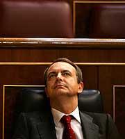 José Luis Rodríguez Zapatero. (Foto: AFP)