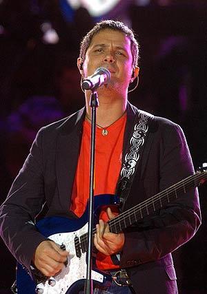 Alejandro Sanz. (Foto: EFE)