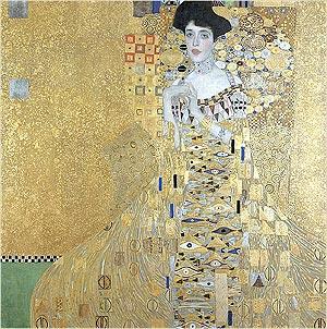 Retrato de Adele Bloch-Bauer por el que se han pagado 135 millones de dólares.