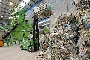 Sólo se recicla el 10% de las bolsas de plástico. (Foto: Mitxi)