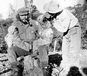El Che Guevara en Bolvivia en 1967. (Foto: AP)