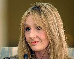 JK Rowling. (Foto: AP)