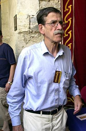 Julen Madariaga, uno de los detenidos en la operación contra la red de extorsión de ETA. (Foto: EFE)