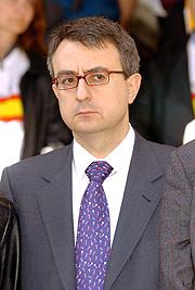 Juan del Olmo en una imagen de archivo. (Foto: EFE)