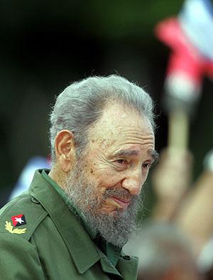 Fidel Castro el pasado 26 de julio. (Foto: REUTERS)