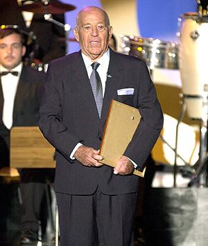 El actor, en una imagen de 2001. (Foto: EFE)