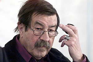 Günter Grass. (Foto: AFP)