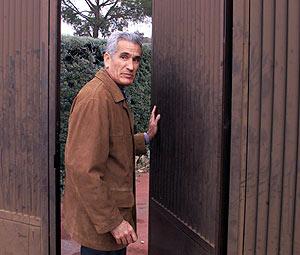 Imagen de archivo de Vera en la puerta de su casa (Foto: Alberto Cuéllar)