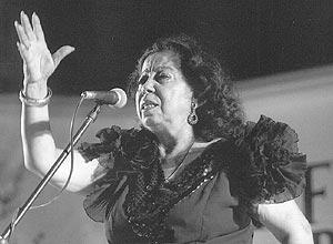 Fernanda de Utrera. (Foto: A. Grimaldos)