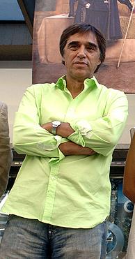 Agustín Díaz Yanes, director de 'Alatriste'. (Foto: EFE)