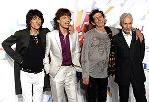 Los Rolling Stones el pasado mes de julio en Milán (Italia). (Foto: AP)