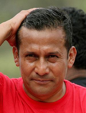 El ex candidato a la presidencia de Perú, Ollanta Humala. (Foto: REUTERS)