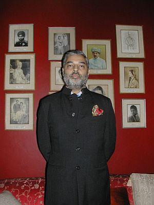 Shatrujit Singh, descendiende del maharajá de Kapurthala. (Foto: EFE)