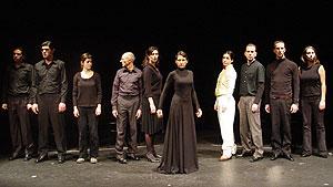 Los protagonistas de 'Lorca eran todos'