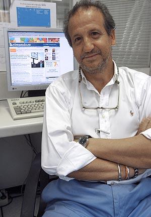 Fernando Baeta. (Foto: José Aymá)