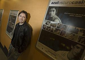 El director del filme, Daniel Sánchez Arévalo. (Foto: Mitxi)