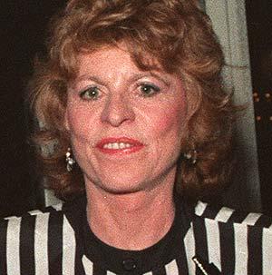 Patricia Kennedy Lawford, en una imagen de 1986. (Foto: AP)