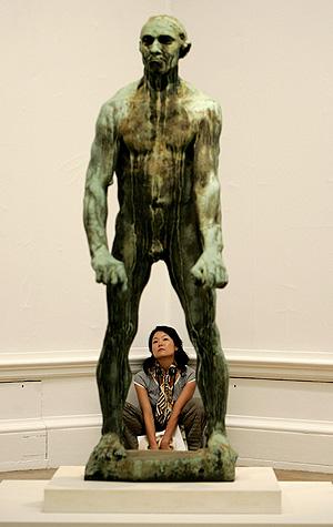 Rodin Entra En La Royal Academy De Londres Por Las Puertas Del