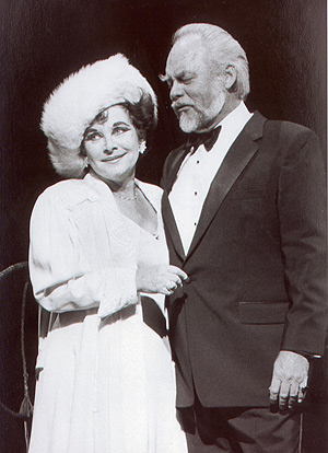 Evelyn Lear y Thomas Stewart. (Foto: EL MUNDO)